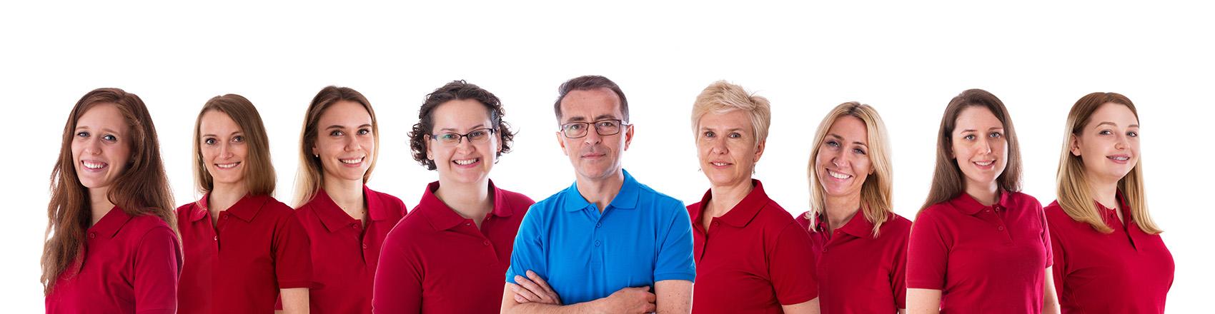 Ortodoncja Fudalej nasz zespół